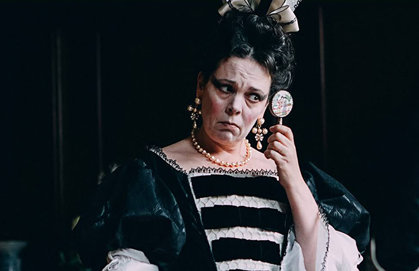 Olivia Coleman in The Favourite (Photo: Facebook)