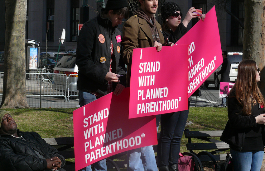 Planned Parenthood expanded their services for gay men and trans people