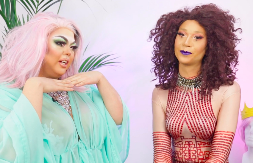 drag queens discuss racism sum ting wong tia kofi