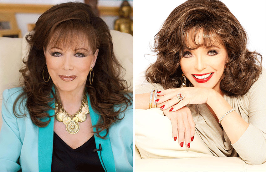 Jackie and Joan Collins | Photos: Provided by Fable Pictures