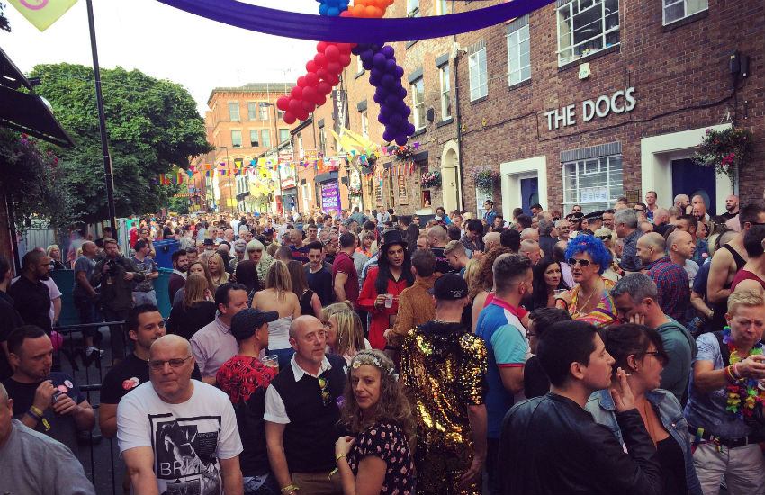 Organizers of a new, alternative LGBT festival in Manchester want it to take place in the heart of the gay village