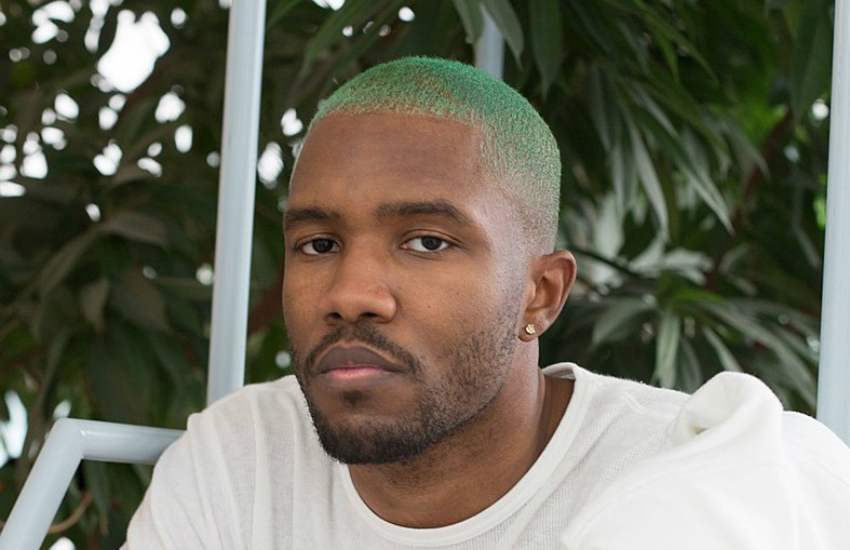 Recording artist Frank Ocean. (Photo from Wikimedia Commons)