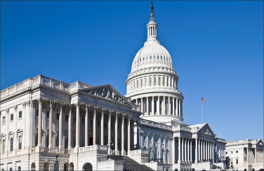 Photo: The United States House of Representatives by Ron Cogswell
