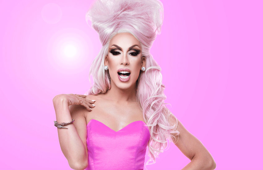 'Willam says I'm the voice of reason and he's the voice of treason' – Alaska   Photo: Magnus Hastings