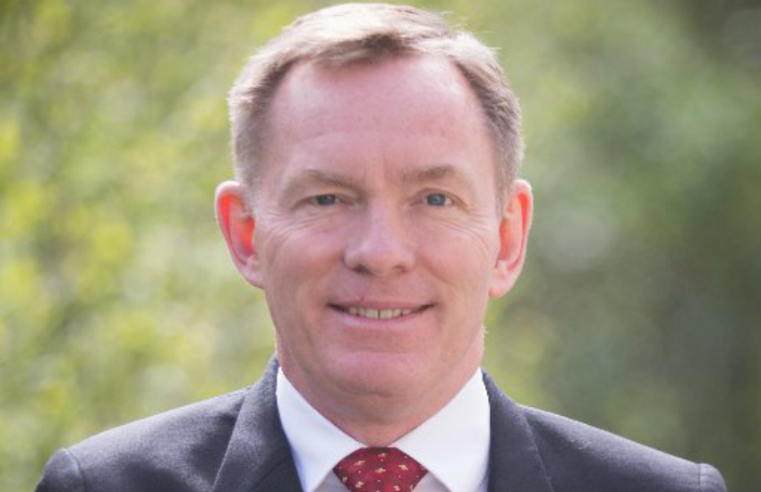 Cancer diagnosis: Gay MP Chris Bryant fights back tears on live TV discussing cancer scare. Photo: Chris Bryant, Twitter