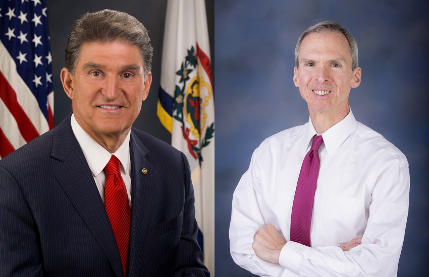 Democrats Joe Manchin and Dan Lipinski