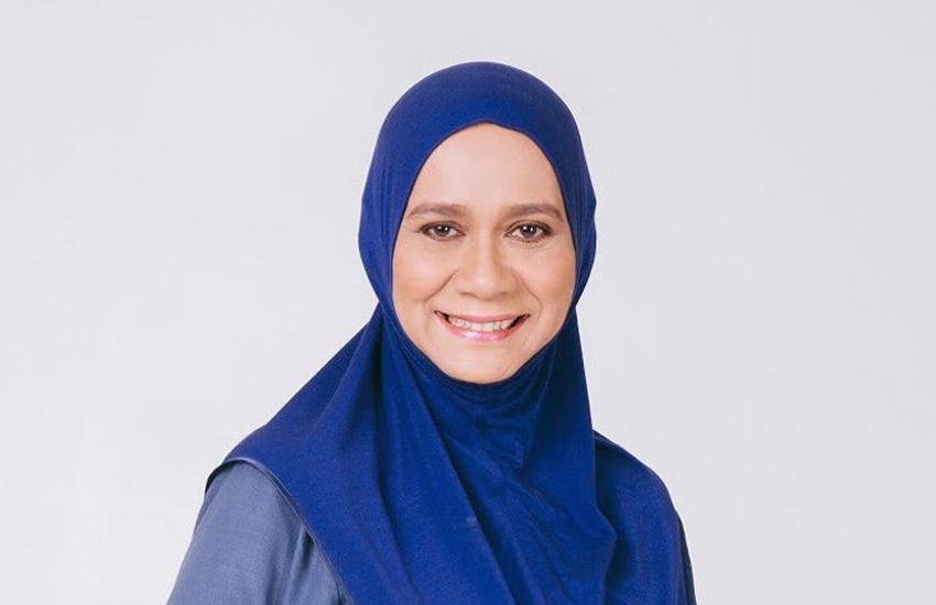 Malaysian MP Datin Mastura Mohd Yazid (Photo: Facebook)