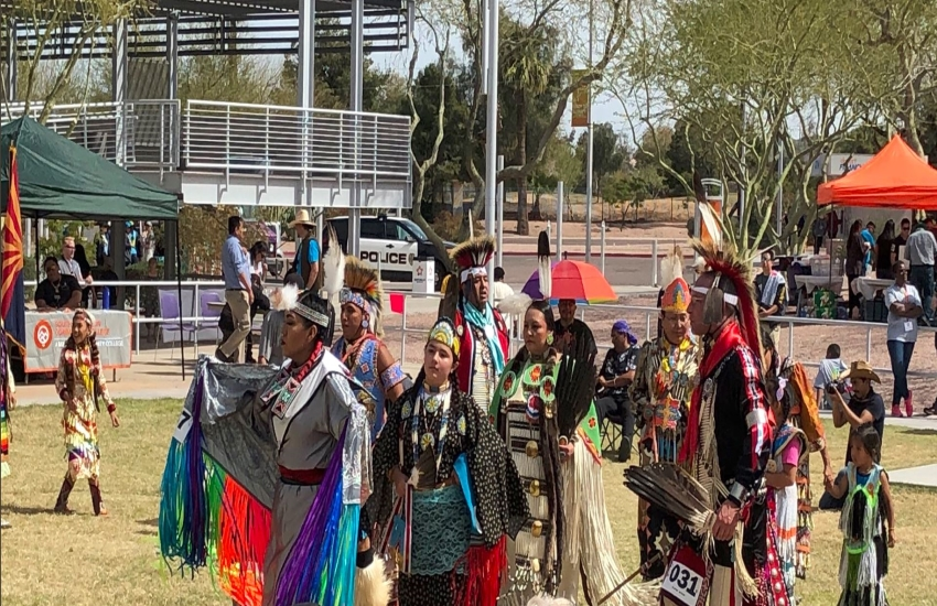 Native PFLAG's first ever Two Spirit LGBTI Powwow in Arizona