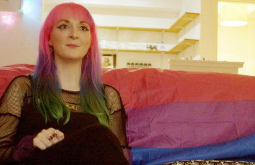 Sali Owens, bisexual activist, reveals horrifying details of her rape | Photo: Screenshot/BBC