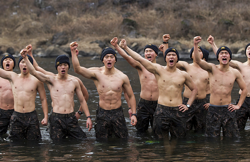 Soldiers in South Korea (Photo: Republic of Korea Army / Facebook)