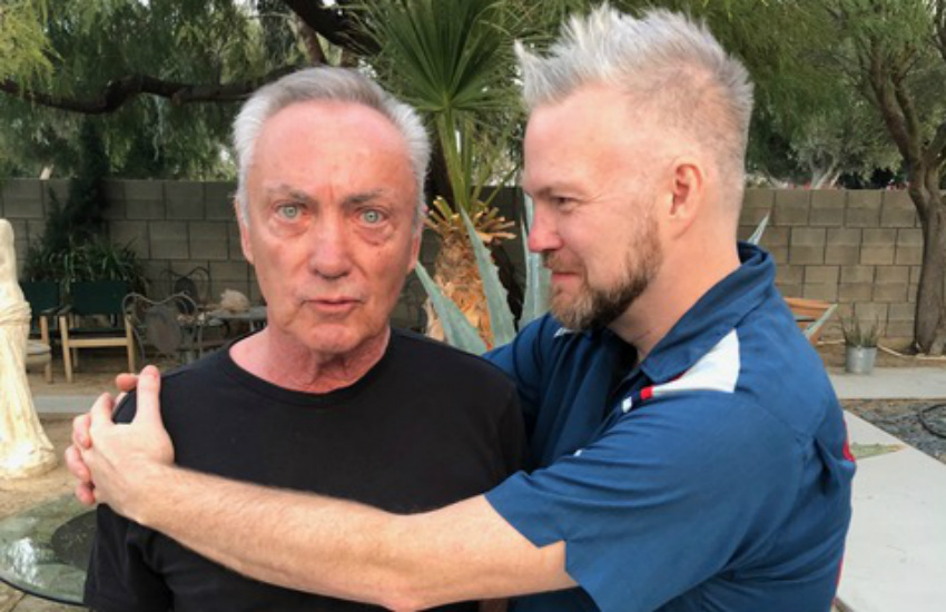 Swan Song: Udo Kier to star in new gay film by director Todd Stephens