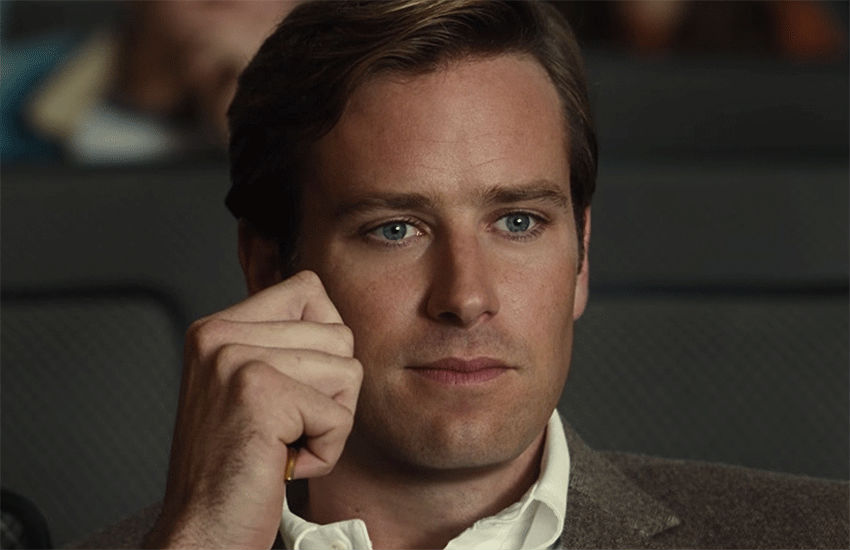 Armie Hammer in Nocturnal Animals   Photo: Focus Features