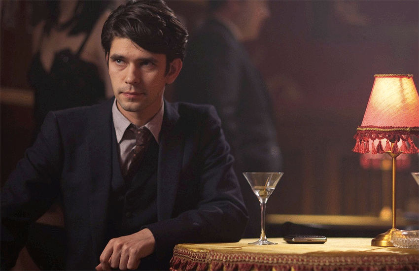 Ben Whishaw in A Very English Scandal   Photo: BBC