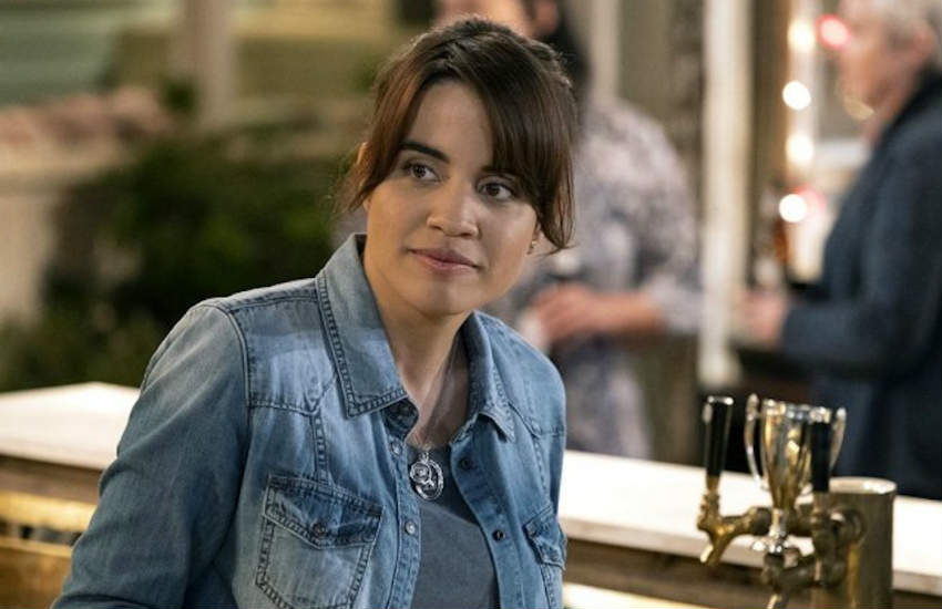 Natalie Morales as Abby