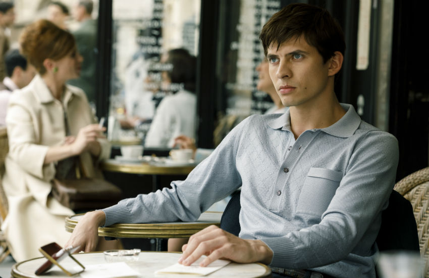 Oleg Ivenko plays Rudolf Nureyev in The White Crow