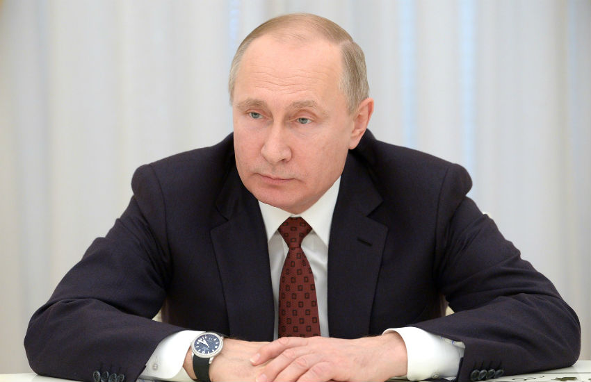 Vladmir Putin is ignoring the use of torture by Chechen authorities
