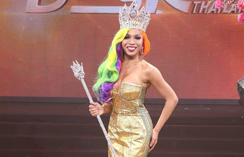 Angele Anang from Drag Race Thailand