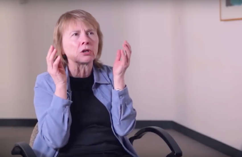 Philadelphia pupils are petitioning for Professor Camille Paglia to be removed
