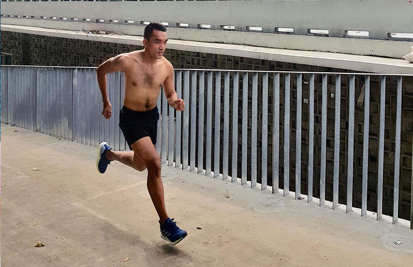 Denny Faj is one of Indonesia's only openly-gay athletes (Photo: Provided)