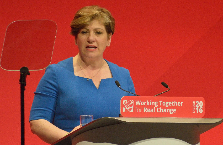 Emily Thornberry Labour