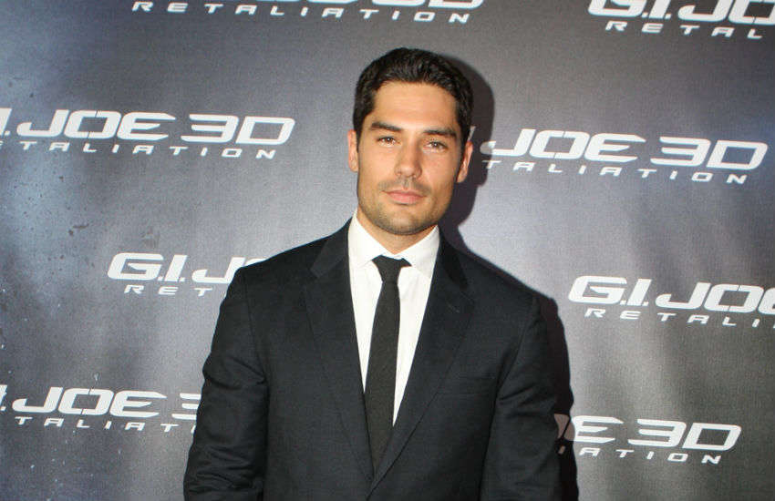 DJ Cotrona plays adult version of Pedro Pena in Shazam