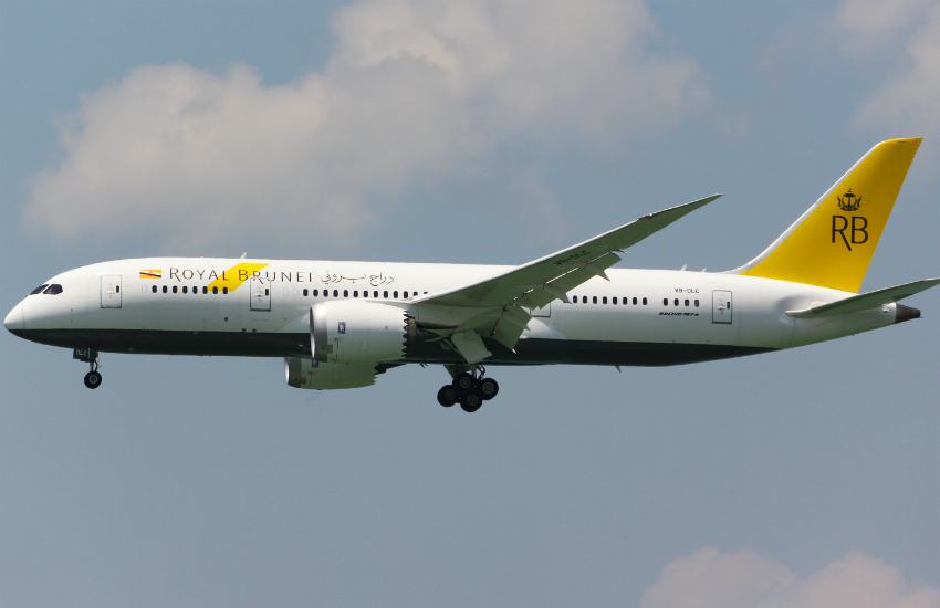 Royal Brunei Airlines forcing lesbian women to pay