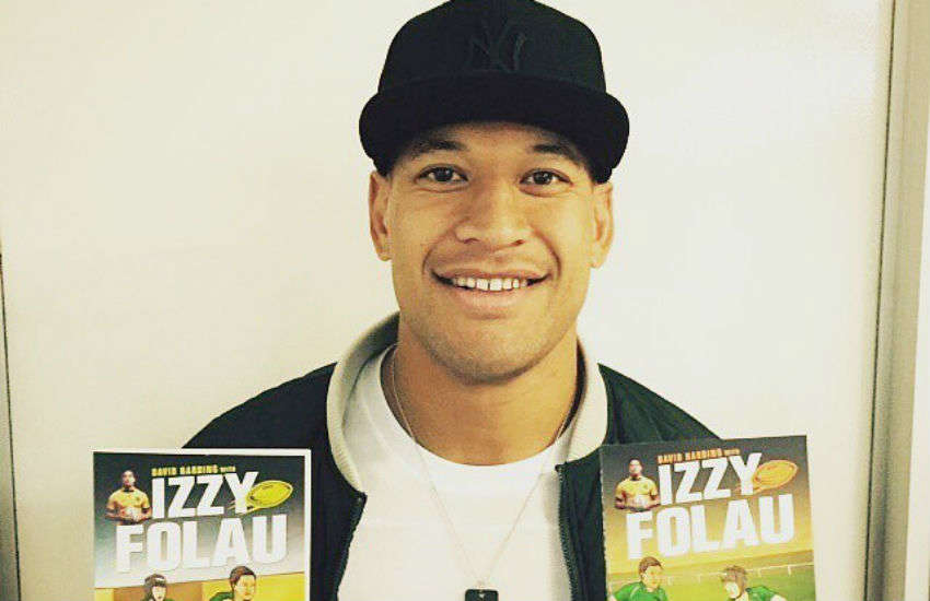 Rugby Australia set to terminate Israel Folau's contract.