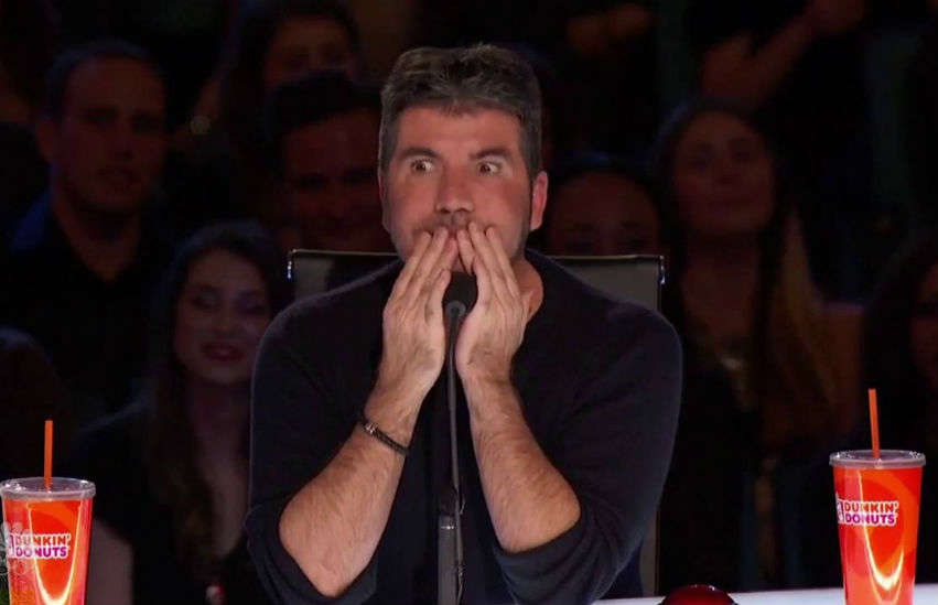 Simon Cowell might have to call a gay Ghostbuster | Photo: America's Got Talent/NBC