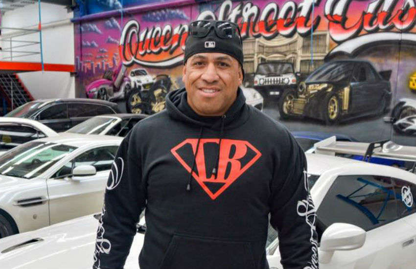 Forer rugby player John Hopoate