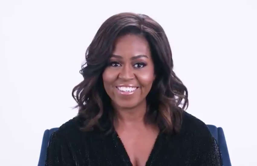 Michelle Obama fangirled over Beyoncé's Homecoming movie is something we can all relate to