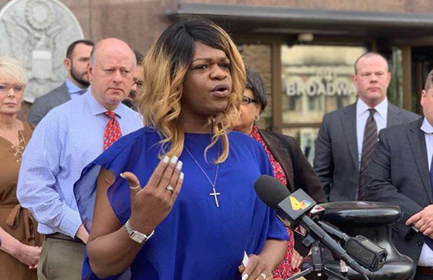 Lambda Legal filed a lawsuit on behalf of four trans people