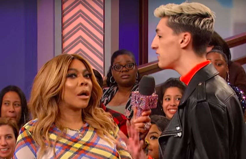 Wendy Williams is thrown by the audience member's dilemma (Photo: The Wendy
