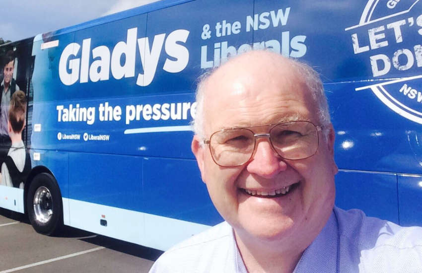 Liberal Party candidate Allan Green