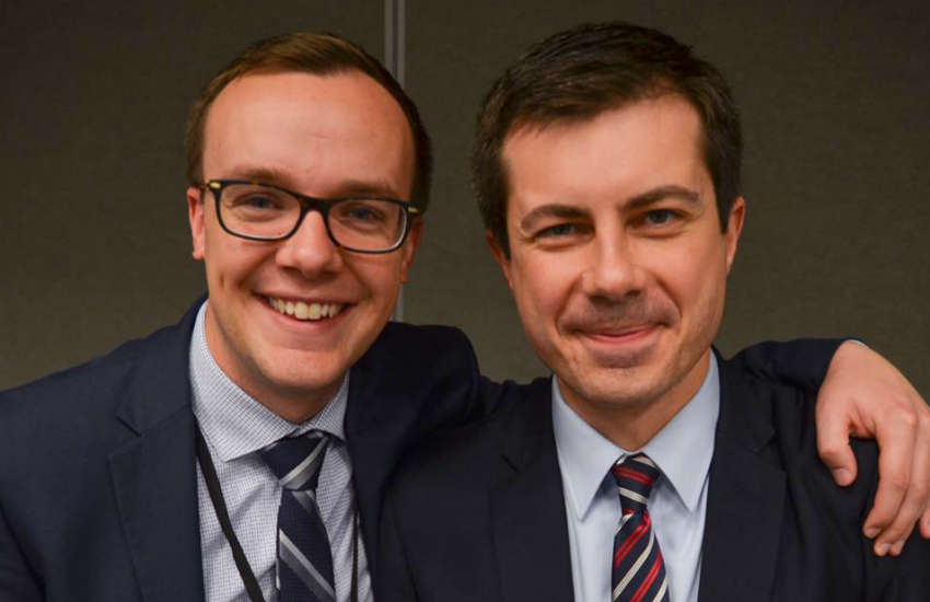 Chasten Buttigieg husband pete buttigieg brother gays
