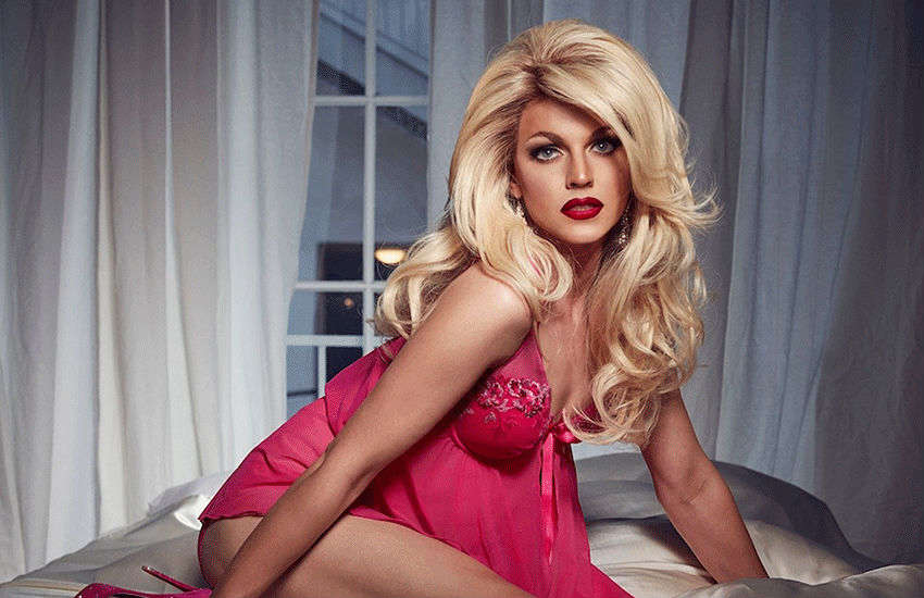 Courtney Act | Photo: Under the Covers