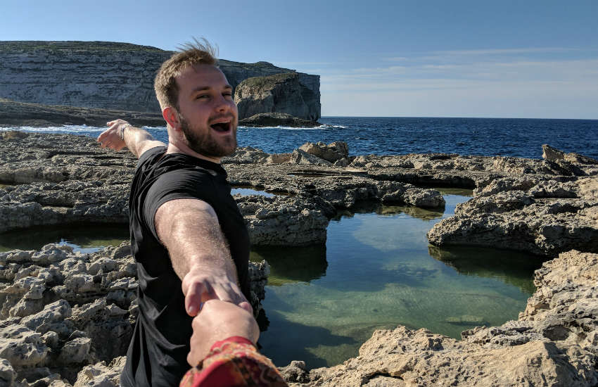 Gozo malta how to go on holiday with your friend