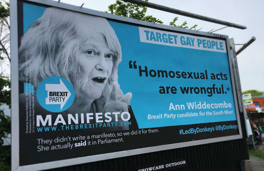 Homoseuxal acts are wrong ann widdecombe