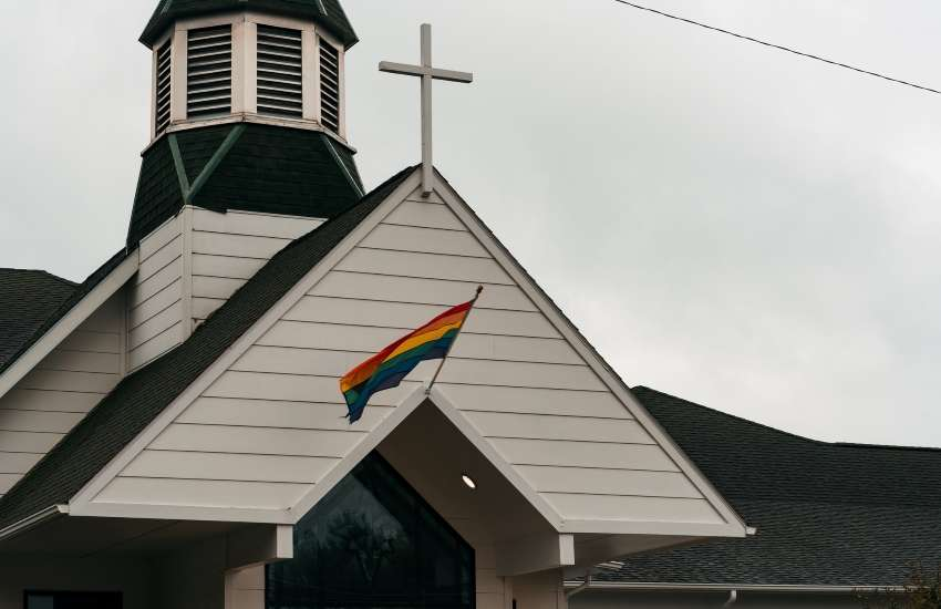 The United Methodist Church announced anti-LGBTI policies earlier this year