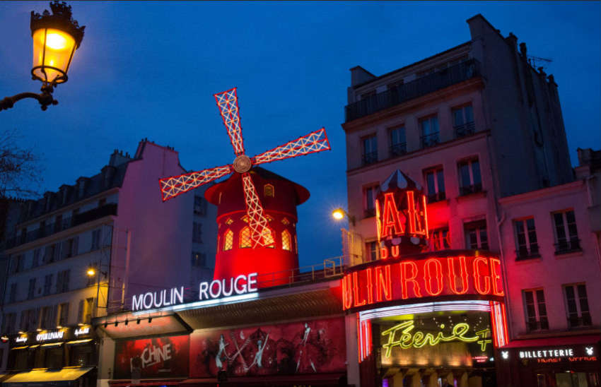 Moulin Rouge might be the campest cabaret you've ever seen | Photo: Supplied