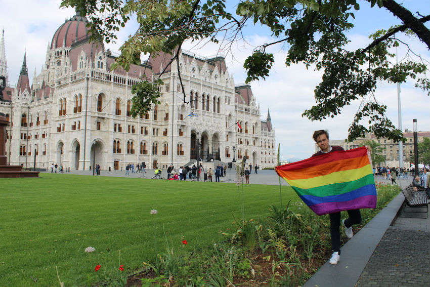 Remy Bonny on his five-point plan for world leaders on the LGBTI community | Photo: Supplied