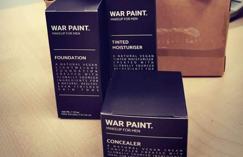War Paint makeup products