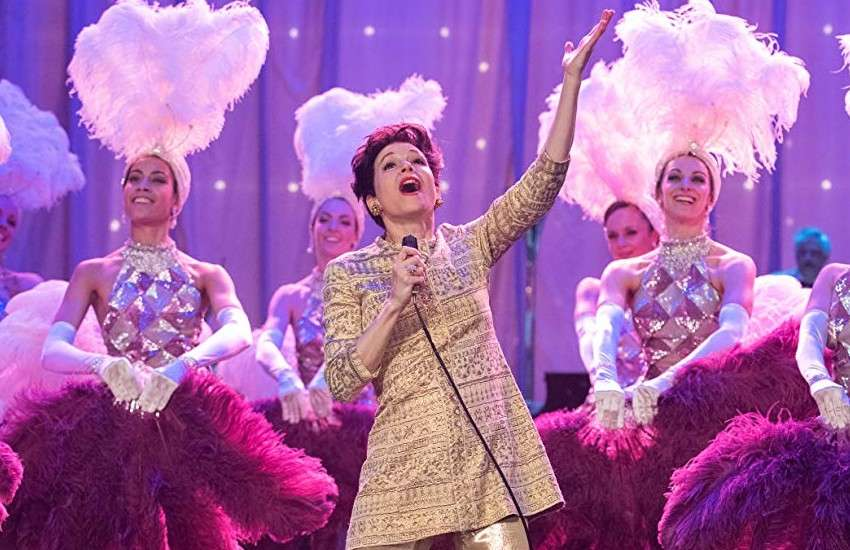 Renée Zellweger as Judy Garland in the upcoming biopic
