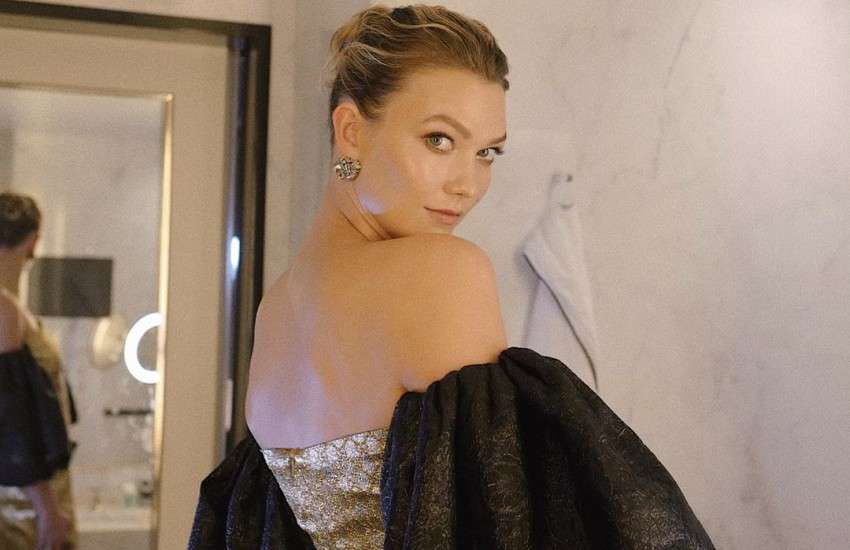 Some viewers said Karlie Kloss' dress missed the mark...