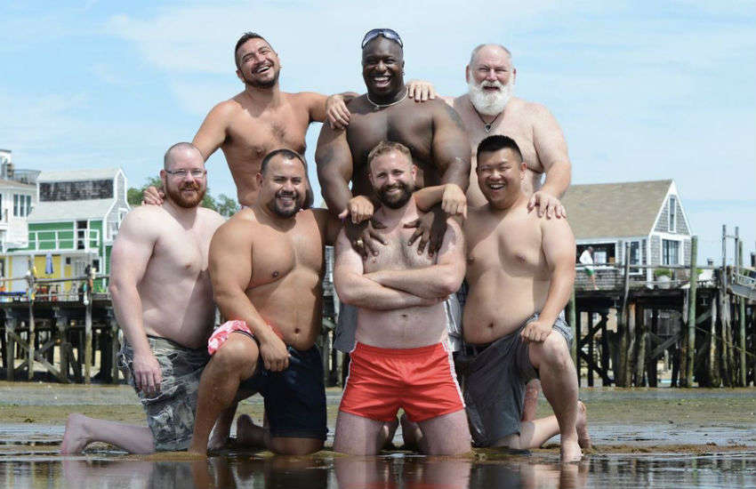 Bears Week Provincetown is one of the biggest bear gatherings in the world