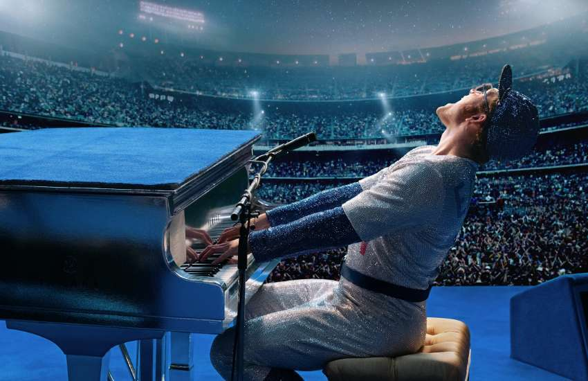 Taron Egerton shines in Rocketman | Photo: David Appleby/Paramount Pictures