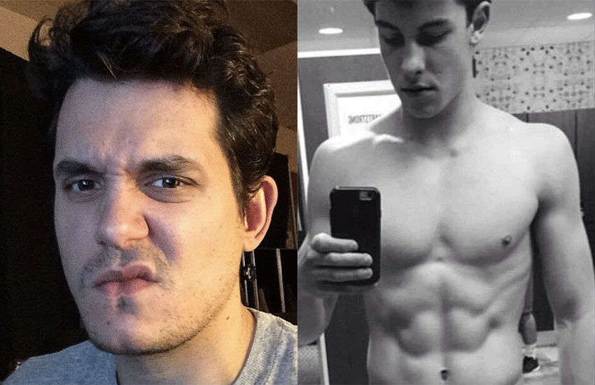 John Mayer and Shawn Mendes | Photos: Instagram