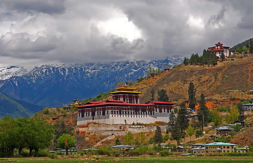 Bhutan is a small, mountainous, predominantly-Buddhist nation in South Asia (Photo: Flickr)