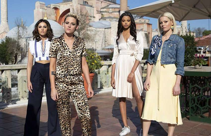 Charlie's Angels 2019 cast