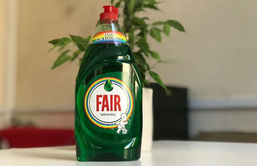 Fairy change name to Fair for the month of July.