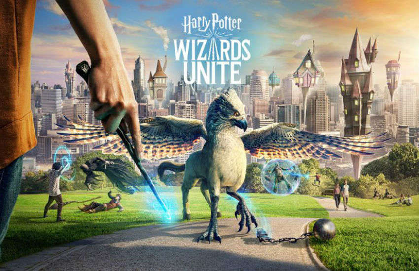 Harry Potter: Wizards Unite is out now.